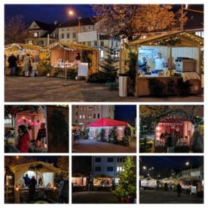 Adventsdorf 2019 @ Leueplatz Wetzikon