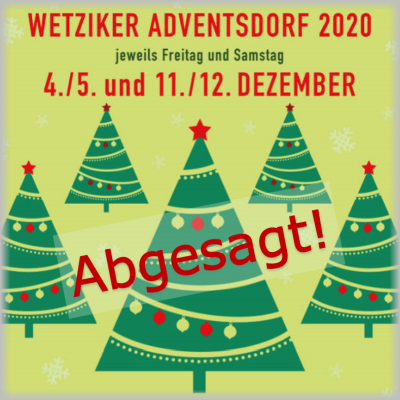 Adventsdorf 2020