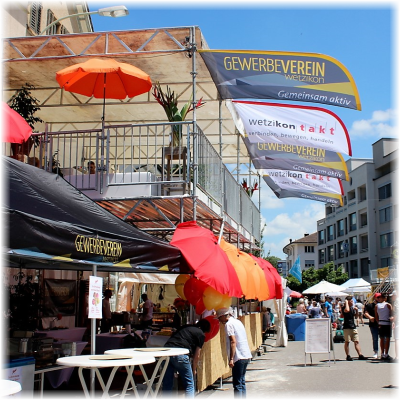 Stadtfest Wetzikon 2019