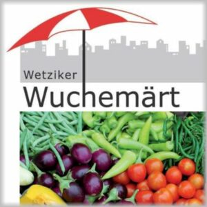 Wetziker Wuchemärt Leuenplatz - Apfelsaison, Apfelmost mit Apfelkuchen @ Leueplatz Wetzikon